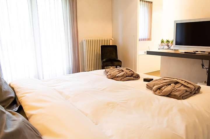 Hostellerie Saint Nicolas - Kamer M 3
