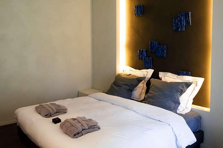 Hostellerie Saint Nicolas - Kamer M