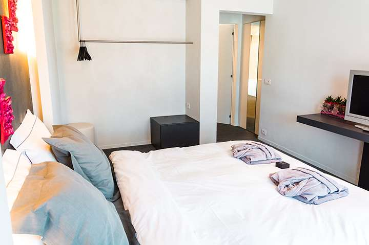Hostellerie Saint Nicolas - Kamer Sn2