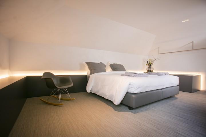 Hostellerie Saint Nicolas - Kamer W